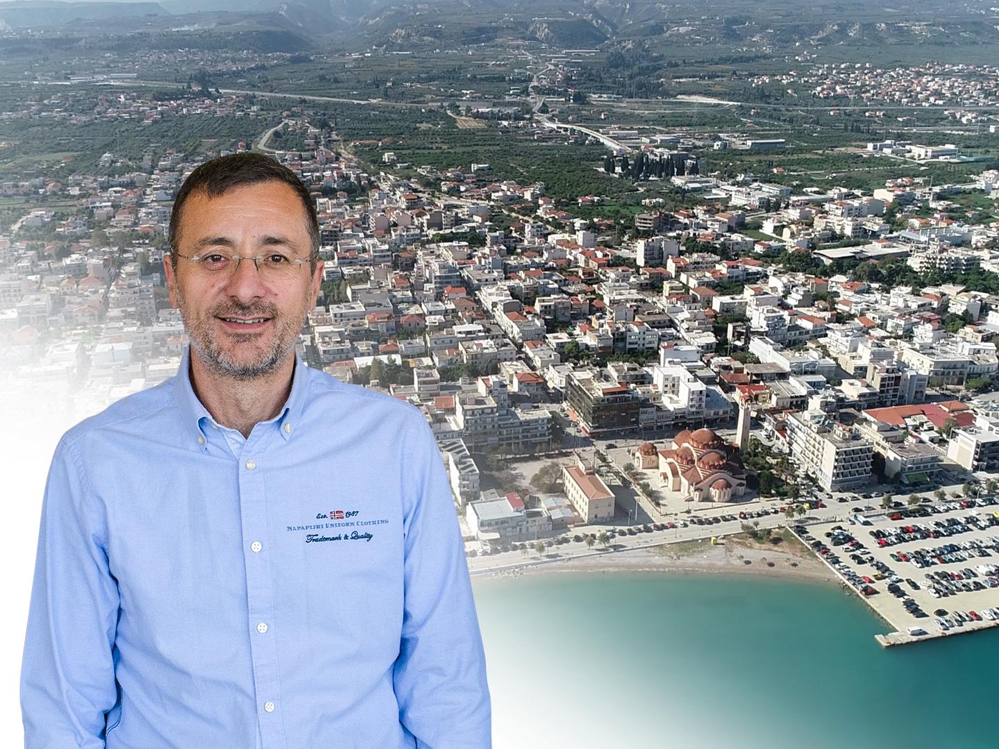 2,2 εκατ. ευρώ στη ΔΕΥΑ Σικυωνίων για έργα αντιπλημμυρικής προστασίας
